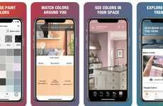 Immersive Color Testing Apps