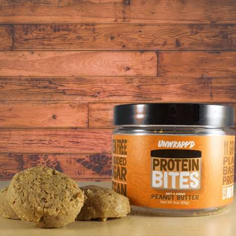 Waste-Reducing Protein Bites