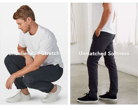Personalized Comfort-Focused Pants