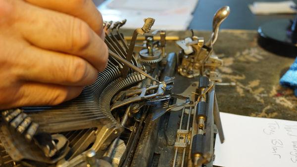 Typewriter Repair Businesses