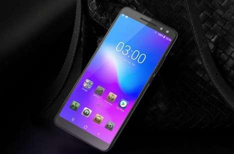 Projector-Equipped Smartphones