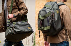 All-Purpose Ballistic Travel Bags