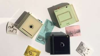 Receipt Paper Film Cameras