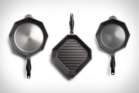 Versatile Style-Conscious Cookware