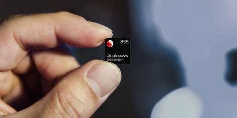 Increased Capacity Phone Chips