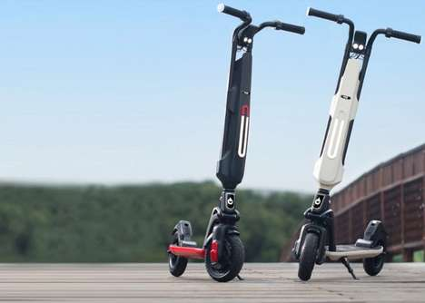 Robust Urban Commuter Scooters