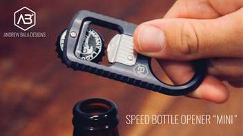 Ultra-Fast Compact Bottle Openers