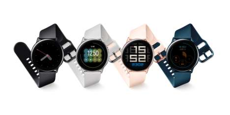 Highly Customizable Watch Faces