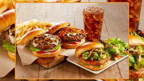 Fusion Banh Mi Burgers