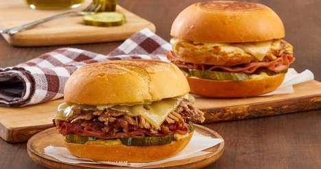 Zesty Cuban Sandwich Collections
