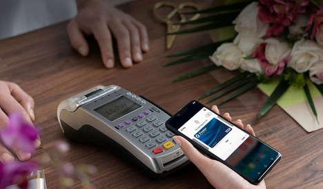 Mobile Smartphone Payment Platforms