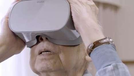 Senior-Friendly VR Travel Experiences