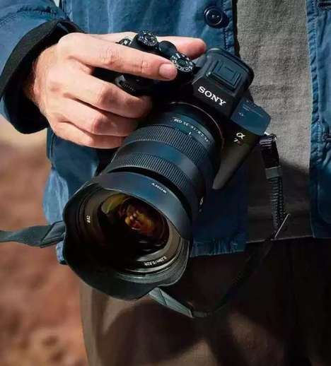 Dynamic Prosumer Cameras