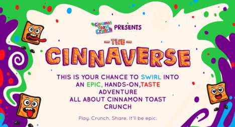 Multi-Sensory Cereal Activations