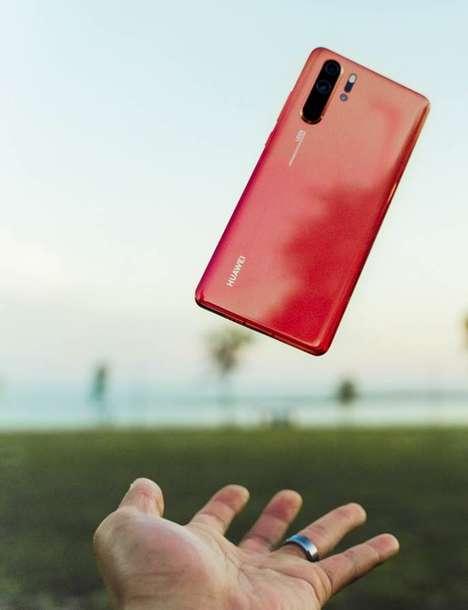 Nature-Inspired Smartphone Designs