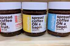 Spreadable Coffee Butters