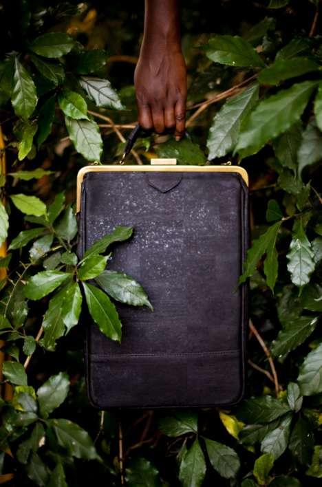 Zero Waste Designer Backpacks