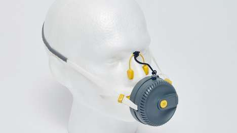 Design-Forward Anti-Smoke Respirators