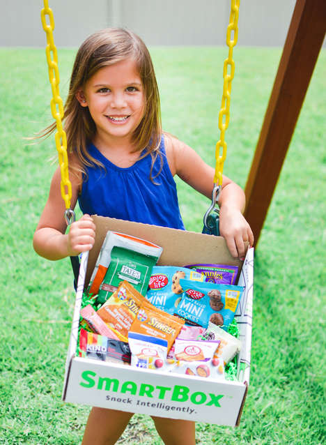 Back-to-School Snack Subscriptions