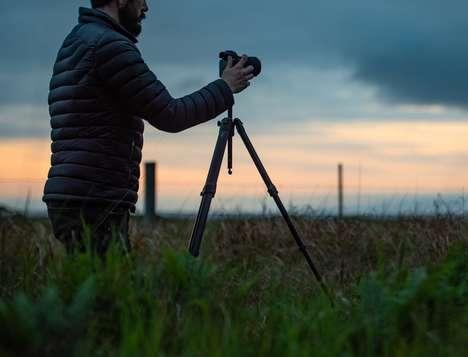 Travel-Friendly Photography Mounts