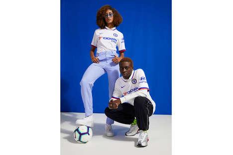 Mod Style Soccer Jerseys