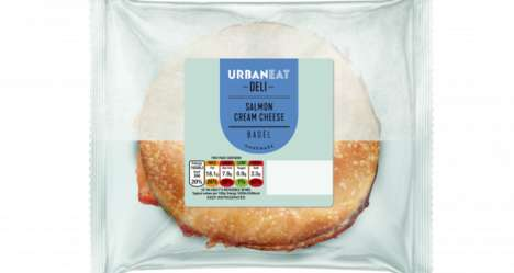 Coffee Shop-Inspired Food lines - The Urban Eat Deli Range Includes Hot and Cold Varieties