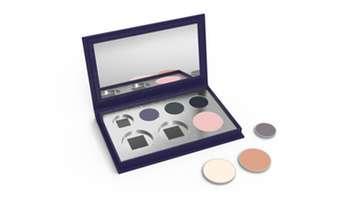 Plastic-Free Vegan Makeup Palettes