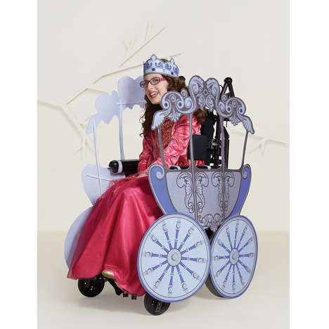 Wheelchair-Adaptive Halloween Costumes
