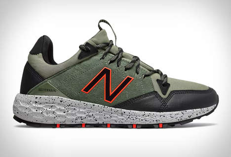 Technical Trail Running Sneakers - The New Balance Fresh Foam Crag Trail are Supportive