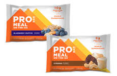Satiating Snack Bars