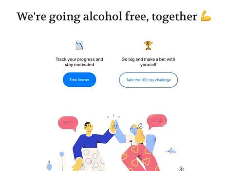 Alcohol Consumption-Tracking Platforms