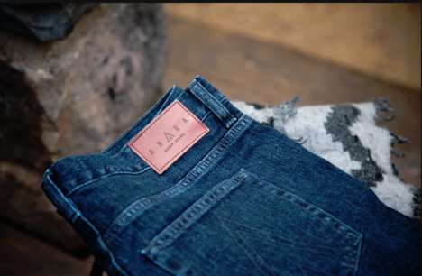 Eco-Conscious Hemp Denim