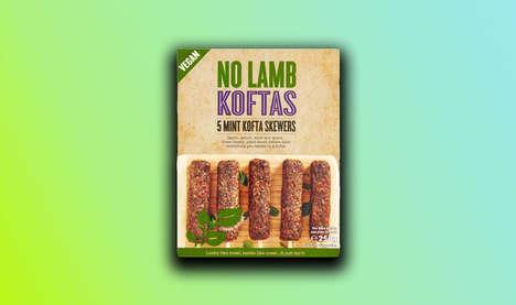 Vegan Lamb Skewers