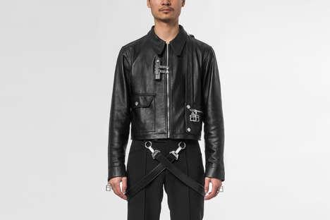 Monochromatic Miliataristic Fashion