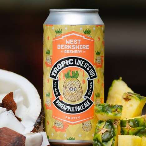 Pineapple Pale Ales