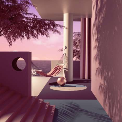 Dreamy Architectural Explorations