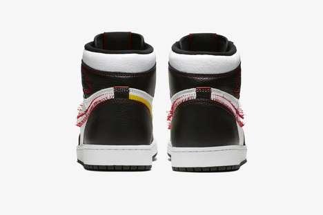 Rock 'n Roll-Inspired Sneakers