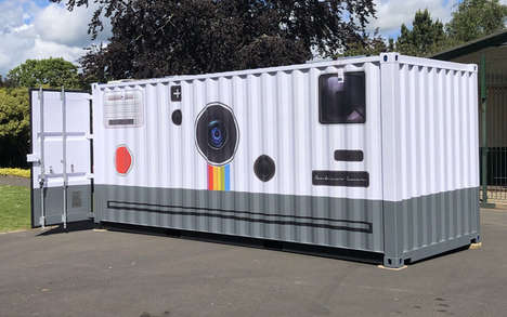 Shipping Container Cameras