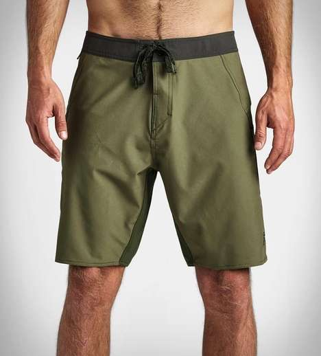 Field-Tested Adventure Shorts