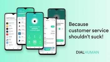 Connected-Media Customer Service Platforms
