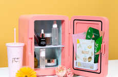 Miniature Skincare Fridges