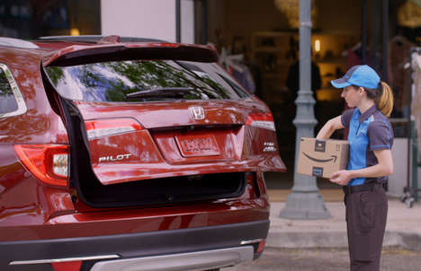 In-Car Delivery Options