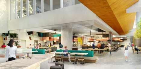 Chef-Driven Food Halls