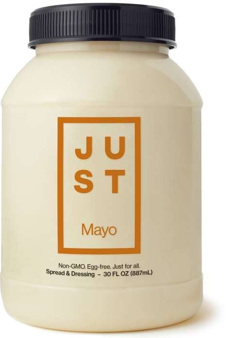 Citrus-Enhanced Vegan Mayonnaise Alternatives