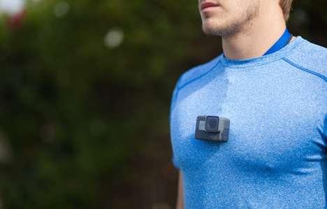 Wearable Magnetic Smartphone Mounts