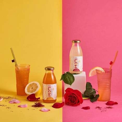 Premium Rosewater Lemonades