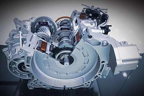 Hybrid Engine Technologies