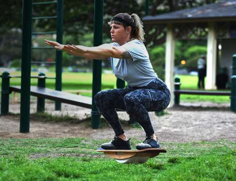 Adjustable Exercise Balance Boards