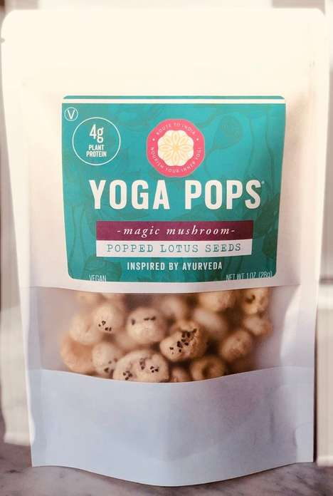 Ayurvedic Popped Snacks