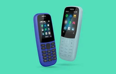Low-Cost Entry-Level Cellphones